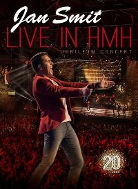Cover Jan Smit - Live in HMH - Jubileum concert [DVD]